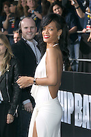 Rihanna at the film premiere of 'Battleship,' at the NOKIA Theatre at L.A. LIVE in Los Angeles, California. May, 10, 2012. © mpi20/MediaPunch Inc.