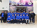Drogheda United Team at Scotch Hall