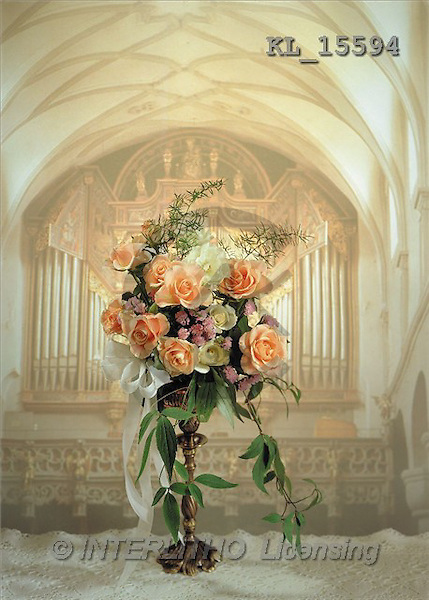 Interlitho, Erica, COMMUNION, photos, church, roses(KL15594,#U#) Kommunion, comunión