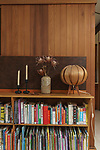 SA Home Life mag. My Place Maria Aydin, at her home in Aldgate. Photo : Nick Clayton.
