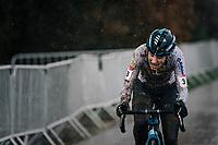 Lucinda Brand (NED/Telenet-Baloise Lions)<br /> <br /> UCI cyclo-cross World Cup Dendermonde 2020 (BEL)<br /> Women's Race<br /> <br /> ©kramon