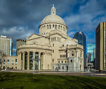 Christian Science Mother Church, Boston, MA, USA