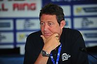 GERARD NEVEU (FRA) CEO FIA WEC PRESS CONFERENCE UNVEIL LMP3