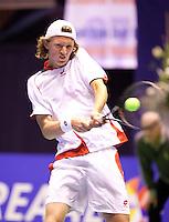 15-12-10, Tennis, Rotterdam, Reaal Tennis Masters 2010,  Jannick Lupescu