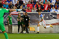Harrison, NJ - Friday Sept. 01, 2017: Bobby Wood during a 2017 FIFA World Cup Qualifier between the United States (USA) and Costa Rica (CRC) at Red Bull Arena.