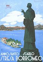 Tourist Publicity Card