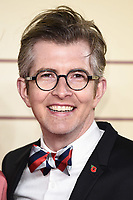 """Gareth Malone<br /> arriving for the """"Military Wives"""" premiere at the Cineworld Leicester Square, London.<br /> <br /> ©Ash Knotek  D3557 24/02/2020"""