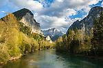 Austria, Styria, river Enns at Gesaeuse National Park | Oesterreich, Steiermark, die Enns beim Gesaeuse-Eingang