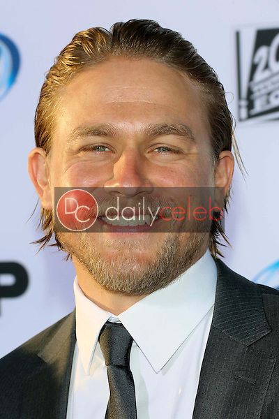 """Charlie Hunnam<br /> at the """"Sons of Anarchy"""" Season Six Premiere Screening, Dolby Theatre, Hollywood, CA 09-07-13<br /> David Edwards/Dailyceleb.com 818-249-4998"""