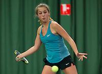 March 14, 2015, Netherlands, Rotterdam, TC Victoria, NOJK, Tess Menten (NED)<br /> Photo: Tennisimages/Henk Koster