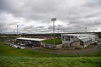 10th October 2020; Sixfields Stadium, Northampton, East Midlands, England; English Football League One, Northampton Town versus Peterborough United; General view of the stadium.