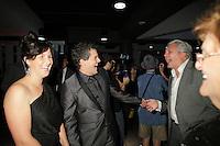 Augsut 27 2013 - Patrice Belanger and Richard Martineau   attend the GEMEAU Finalists presentation