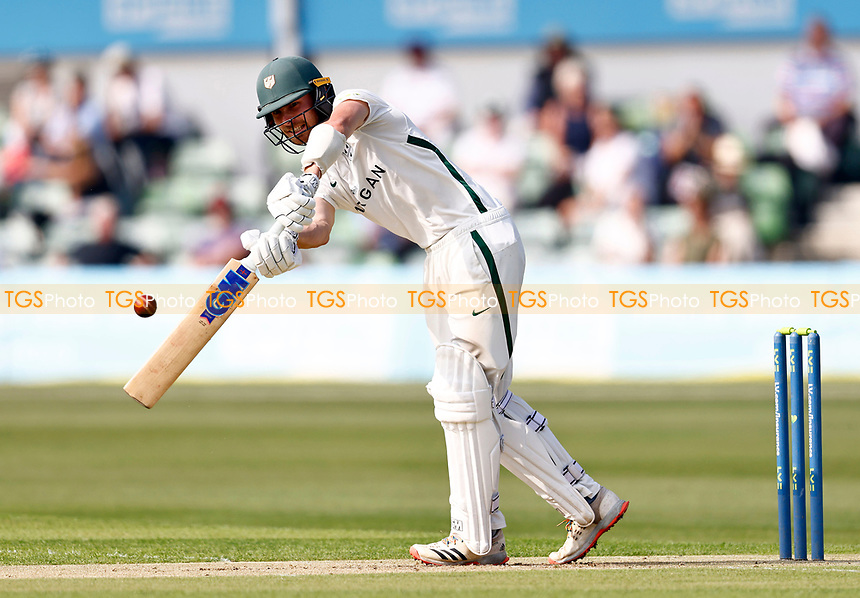 Tom Fell bats for Worcestershire during Kent CCC vs Worcestershire CCC, LV Insurance County Championship Division 3 Cricket at The Spitfire Ground on 5th September 2021