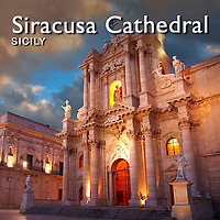 Syracuse Duomo Sicily Pictures, Photos, Images & Fotos