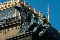 Tschechien, Prag, Nationaltheater (Narodni Divadlo), Unesco-Weltkulturerbe