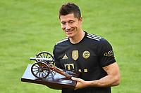 20210522 Calcio Bayern Campione di Germania