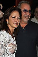 MIAMI - SEPTEMBER 21: Gloria Estefan, Emilio Estefan, Jennifer Lopez and Marc Anthony arrives at orange carpet for Dolphins game at Landshark Stadium on September 21, 2009 in Miami, Florida.<br /> <br /> <br /> People:  Gloria Estefan, Emilio Estefan
