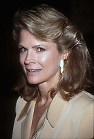 Candace Bergen 1980<br /> Photo by Adam Scull/PHOTOlink