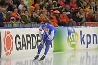 SPEEDSKATING: HEERENVEEN: 11-01-2020, IJsstadion Thialf, European Championship distances, 5000m Men, Håvard Bøkko (NOR), ©foto Martin de Jong