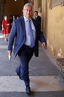 Giuseppe Luigi Salvatore Cucca<br /> Roma 18-06-2015 Senato, Sant'Ivo alla Sapienza. Giunta per la Immunita' Parlamentari. Audizione del Senatore Azzolini in merito al crac della Casa Divina Provvidenza.<br /> Photo Samantha Zucchi Insidefoto