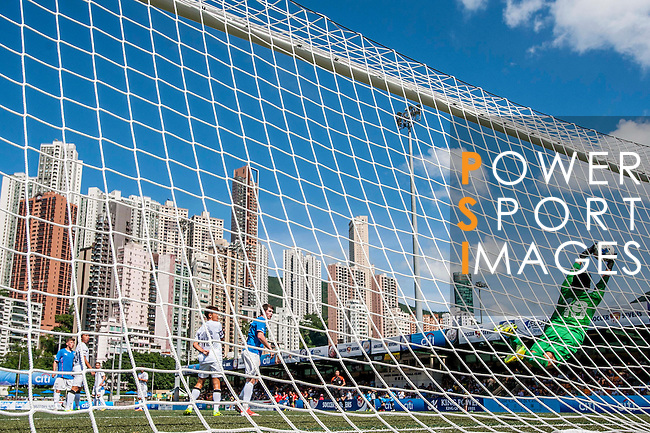 xxx vs xxx during the Day 3 of the HKFC Citibank Soccer Sevens 2014 on May 25, 2014 at the Hong Kong Football Club in Hong Kong, China. Photo by Xaume Olleros / Power Sport Images