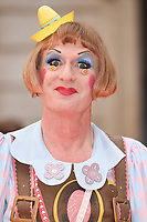 Grayson Perry<br /> at the Royal Acadamy of Arts Summer Exhibition opening party 2017, London. <br /> <br /> <br /> ©Ash Knotek  D3276  07/06/2017
