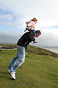 11/09/11...As hurricane Katia is forecast to slam into Britain, Sean Roberts leans into strong wind with his daughter Madi (2) as strong gusts begin hitting the north Welsh coast on Great Orme near Colwyn Bay...All rights reserved. F Stop Press 01335 324700.Local copyright law applies to all print & online usage. Fees charged will comply with standard space rates and usage for that country, region or state.11/09/11...As hurricaine Katia is forecast to slam into Britain, Sean Roberts leans into strong  wind with his children Madi (2) and Cai (5) as strong gusts begin hitting the north Welsh coast on Great Orme near Colwyn Bay...All rights reserved. F Stop Press 01335 324700.Local copyright law applies to all print & online usage. Fees charged will comply with standard space rates and usage for that country, region or state.