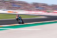 FABIO QUARTARARO - FRENCH - PETRONAS YAMAHA SRT - YAMAHA<br /> Valencia 16/11/2019 <br /> Moto Gp Spain <br /> Foto Vincent Guignet / Panoramic / Insidefoto