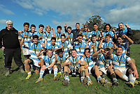 170819 Weltec Under-15 Wellington Rugby Final - St Pat's Silverstream v St Pat's Town