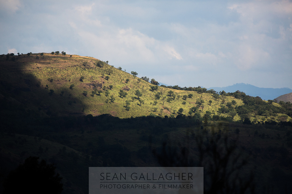Deforestation is most evident in the patchwork of forests that can be found over many of the mountains. Habitat fragmentation has been one of the main challenges to the dwindling wild elephant populations across the island.