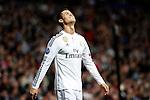 Real Madrid´s Cristiano Ronaldo during Champions League soccer match at Santiago Bernabeu stadium in Madrid, Spain. March, 10, 2015. (ALTERPHOTOS/Caro Marin)