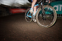 muddy section<br /> <br /> Superprestige Diegem 2015