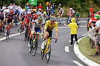 2nd July 2021; Le Creusot, France;  VAN DER POEL Mathieu (NED) of ALPECIN - FENIX during stage 7 of the 108th edition of the 2021 Tour de France cycling race, a stage of 249,1 kms between Vierzon and Le Creusot