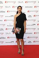 Monte-Carlo, Monaco, 16/06/2017 - 57th Monte-Carlo Television Festival Opening Ceremony Red Carpet. Miranda Rae Mayo. # 57EME FESTIVAL DE LA TELEVISION DE MONTE-CARLO - RED CARPET OUVERTURE