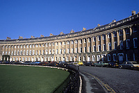 Bath: The Royal Crescent. John Wood the Younger, 1767-1775.