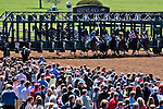 April 3, 2015: Scenes from around the track on Blue Grass Stakes Day at Keeneland Race Course in Lexington, Kentucky. Scott Serio/CSM