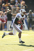 2 December 2006: Marcus McCutcheon during Stanford's 26-17 loss to Cal in the 109th Big Game at Memorial Stadium in Berkeley, CA.