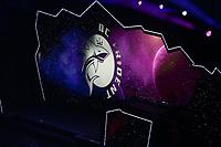 Logo  D.C. TRIDENT<br /> Napoli 13-10-2019 Piscina Felice Scandone <br /> ISL International Swimming League <br /> Photo Cesare Purini/Deepbluemedia/Insidefoto
