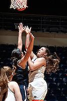 SAN ANTONIO, TX - DECEMBER 15, 2015: The University of Texas at San Antonio Roadrunners defeat the Howard Payne University Lady Jackets 106-65 at the UTSA Convocation Center. (Photo by Jeff Huehn)