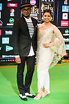 Benny Dayal attends to the photocall of IIFA Rocks 2016 at Ifema in Madrid. June 24. 2016. (ALTERPHOTOS/Borja B.Hojas)