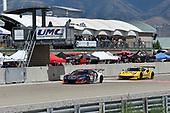 Pirelli World Challenge<br /> Grand Prix of Utah<br /> Utah Motorsports Campus, Tooele, UT USA<br /> Saturday 12 August 2017<br /> Peter Kox/ Mark Wilkins<br /> World Copyright: Richard Dole/LAT Images<br /> ref: Digital Image _RD24458