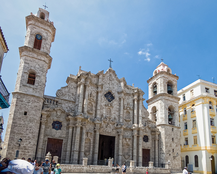 Cathedral, Old Havana