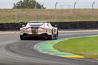 #95 TF Sport Aston Martin Vantage AMR LMGTE Am, John Hartshorne, Oliver Hancock, Ross Gun, 24 Hours of Le Mans , Race, Circuit des 24 Heures, Le Mans, Pays da Loire, France