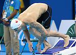 Nathan Stein, Rio 2016 - Para Swimming // Paranatation.<br /> Nathan Stein competes in the men's 50m free // Nathan Stein participe au 50 m libre masculin. 09/09/2016.