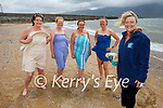 Attending the launch of the Recovery Haven's  Dip in the Nip in Fenit on Saturday and it's going ahead on the 18th September, l to r: Marissa Reidy, Veronica O'Donnell, Michaela Edwards, Lisa Kerfoot and Carol Barry.
