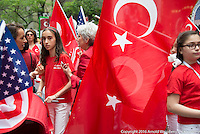 Turkish Day Parade, 2016, Manhattan
