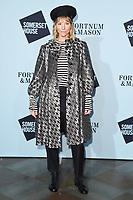Sienna Guilleroy<br /> arriving for the Skate at Somerset House 2017 opening, London<br /> <br /> <br /> ©Ash Knotek  D3351  14/11/2017