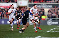 Saturday 18th January 2020 | Ulster vs Bath<br /> <br /> Marcell Coetzee during the Heineken Champions Cup Pool 3 Round 6 match between Ulster Rugby and Bath Rugby at Kingspan Stadium, Ravenhill Park, Belfast, Northern Ireland. Photo by John Dickson / DICKSONDIGITAL