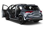 Car images of 2021 Mercedes Benz GLE AMG-63-S 5 Door SUV Doors