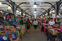French Quarter, New Orleans, Louisiana.  Assorted Gifts and Souvenirs for Sale  in the French Market.